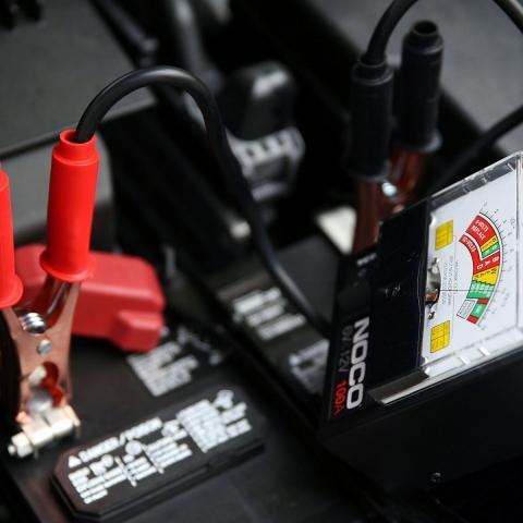 tester akumulator