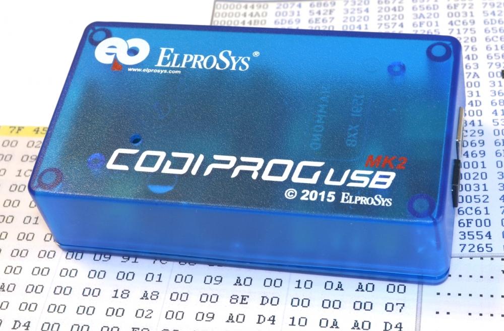CodiProgUSB MK2 — ElproSys